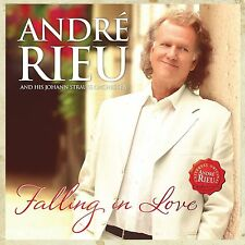 ANDRE RIEU FALLING IN LOVE CD & DVD 2016