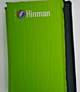 Big Agnes Hinman Sleeping Pad Green Gently Used