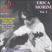 Erica Morini 1: Live & Studio Recordings 1921-1944, New Music