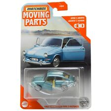 1965 VW Volkswagen 1600 TL Type 3 Fastback Matchbox 2020 MBX Moving Parts MB1135