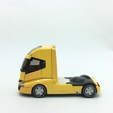 1/43 Renault Concept Truck Trailer Alloy Model Yellow Gift Collection