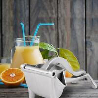 Manual Juicer Hand Lemon Orange Juice Press Squeezer Fruit Juicer Extractor New