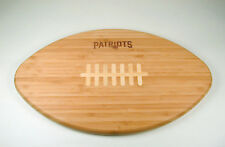 NE Patriots Cutting Board - Light Wood -  New