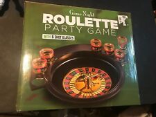 Game Night Roulette Party Game