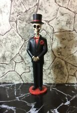 Summit Collection Day Of The Dead Large Groom #8230.Nib
