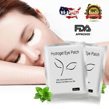 50-200 Pairs Eye Patch Eyelash Extension Eye Gel Patches Under Eye Pads Eye Mask