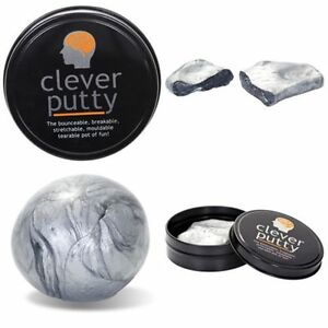 Clever Putty Bounceable Smart Stretchable Squishy Bouncy Stress Ball Fidget Toy