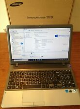 "Samsung 350V5C 15"" laptop, Pentium 2.3GHz, 320GB HDD 4GB RAM, Intel Graphics W10"