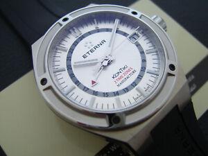 ETERNA KONTIKI ROYAL GMT NEU - MANUFACTURE AUTOMATIK - REF: 774040111289