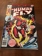THE HUMAN FLY 1ST EDITION 1977 MARVEL COMICS