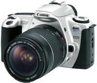 Canon Rebel 2000 Aufo Focus 35mm SLR Camera + Choice of Lenses (e.g. 28-80mm)