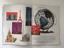 Metropolitan Opera Program 1964 Worlds Fair Gala Weeks Advertising