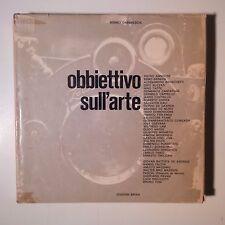 Obbiettivo sull'arte. Mimmo Dabbrescia. Edizioni Brixia, 1975. Foto di artisti