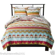 Boho Boutique Zazza King Comforter Set 3 pc comforter & shams cotton nwop