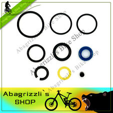 X-Fusion Vector Coil IMPROVED Oil Seal ESSENTIAL Kit for 12mm shaft - REVISED