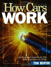 How Cars Work by Tom Newton, (Paperback), Black Apple Press , New, Free Shipping