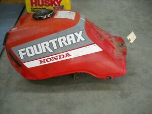 1988 Honda TRX300FW/Fourtrax Gas Tank #123