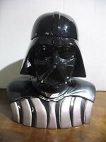 Star Wars Darth Vader Collector's Edition Cookie Jar Bust Cards Inc S