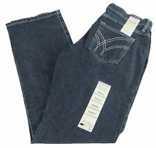 Womens Wrangler Q-BABY Mid Rise Boot Cut Absolute Star Jeans WRQ20AU 9/10 x 32