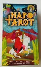 NAPO TAROT CARDS DECK  Fabulous Art!
