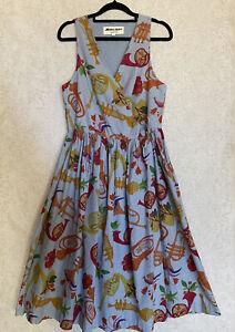 Gorman Monika Forsberg Ladies Dress Size 8