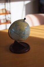Rare Vintage Mid Century, Globe, Made in England, Very Good Condition, Beautiful
