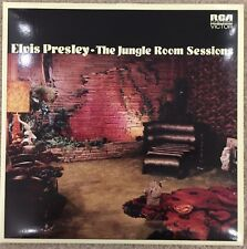 Elvis Presley FTD The Jungle Room Sessions 2 Record Set Vinyl Album