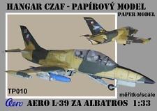 AERO L-39 ZA paper model 1/33