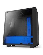 Nzxt S340 Elite Midi-tower Tempered Glas Window - Schwarz/blau Ca-s340w-b5