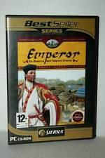 EMPEROR LA NASCITA DELL'IMPERO CINESE USATO PC CDROM VERSIONE ITALIANA RS2 41297