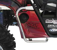 PRO ARMOR Y074088SS SIDE GUARD RAILS, SS, YAMAHA RHINO '04-'06, NEW IN BOX!