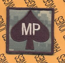 MP Co 506 Inf 4th Bde 101st Airborne HCI Helmet patch D