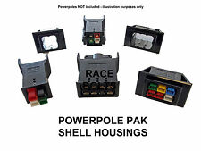 APP Powerpole Pak Plug & Socket Shells for 15-45 Amp Connectors inc. Accessories