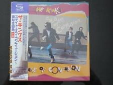 THE KINKS state of confusion JAPAN mini lp SHM CD SEALED