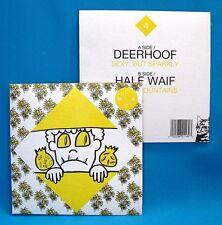 Deerhoof/Half Waif  LAMC 7″ Vinyl Record non lp songs! limited! indie rock! NEW+