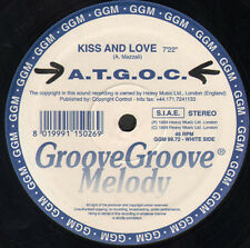 A.T.G.O.C. - Kiss And Love - Groove Groove Melody