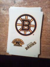 NHL Hockey Logo Stickers Complete set