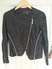 Codentry Ladies PU Jacket M Black