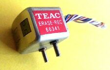 Erase Rec Head reel to reel TEAC TASCAM 66341 NEW UNUSED Inutilisé GENUINE NEW
