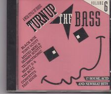 Turn Up The Bass-Volume 6 cd album