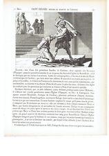 "1825 Santos: San Eulogio de Córdoba 11 Marzo ""Saint Euloge....Martyr de Cordoue"""