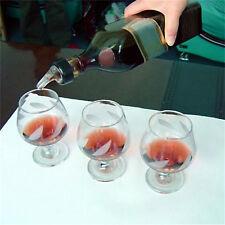 1oz Measured Pourer Whisky Liquor Wine Pour Free Flow Spout Bar Household Party