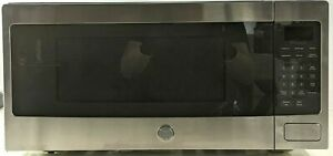 GE Profile PEM31SFSS Profile 1.1 Cu. Ft. Mid-Size Microwave *Cosmetic Dings*