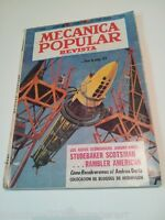 Revista Mecanica Popular Mechanics Magazine Volumen 110 Ternologia Modernidad