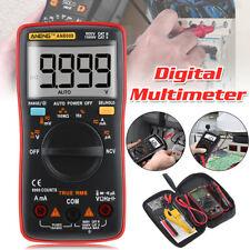 ANENG AN8009 True RMS NCV Digital Multimeter Counts Voltage Temperature Tester