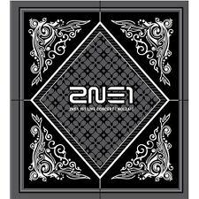 2NE1 [NOLZA!] 1st Live Concert Album Sealed Kpop