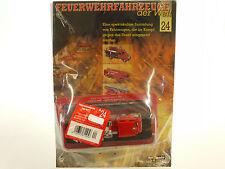 Los vehículos de bomberos del mundo 24 American LaFrance 700 1950 1:64 OVP 1409-20-07