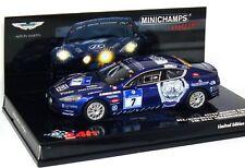 Aston Martin Rapide 24h hrs ADAC Nürburgring 2010 - Minichamps 437101307 - 1:43