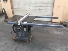 "DELTA 34-450 10"" Unisaw Table saw 230 1Ph  w/Fence Guides 3 H.P."