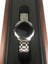 Garmin Fenix Chronos Steel with Brushed Stainless Steel Watch Band